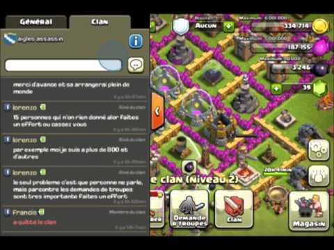 [TutoFr]  Clash of Clans :