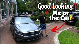 The Most EPIC R-Line 2019 Volkswagen Jetta!!! Full In Depth Review | Start up & Drive