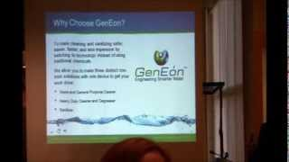 GenEon presentation for IEHA, Hawaii Chapter (Part 1 of 3)