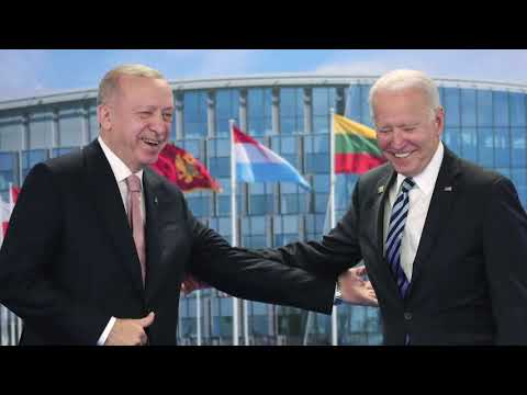 Biden, Erdogan upbeat about ties but disclose no breakthrough