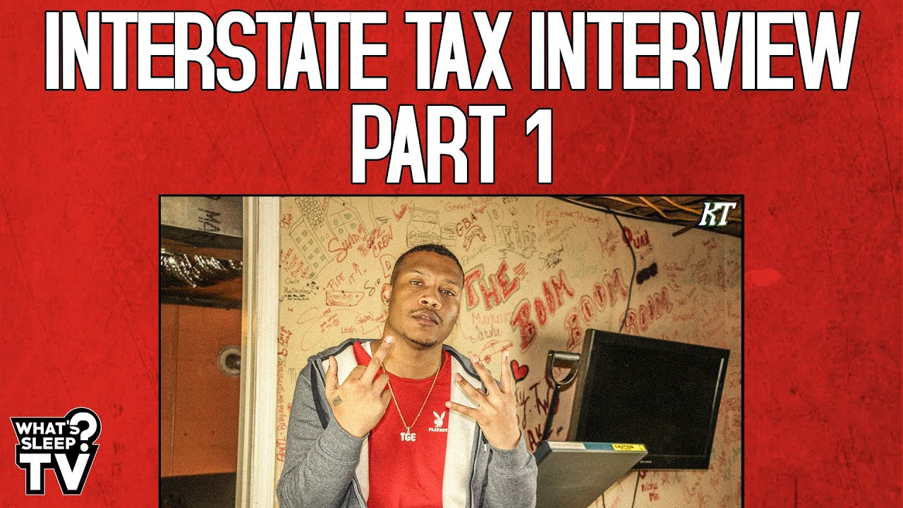 """Interstate Tax Recently Came Home From Doing 9 Months After Facing 30 Years """"I Needed To Sit Down"""""""