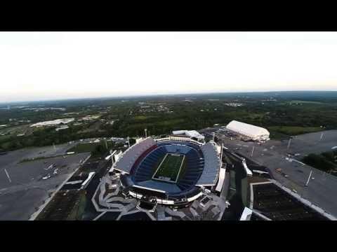 Buffalo Bills - Aerial Tour of New Era Field (Formerly Ralph Wilson Stadium)