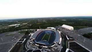 Home of the Buffalo Bills - Ralph Wilson Stadium - NFL 2014
