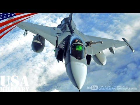 グリペン戦闘機 (サーブJAS-39) - Saab JAS-39 Gripen Fighter Aircraft