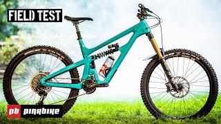 2020 Yeti SB165 Review: A Pedalable Park Bike  Pinkbike Field Test