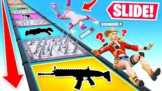 21 STAGE Slide for our LOOT (Fortnite)