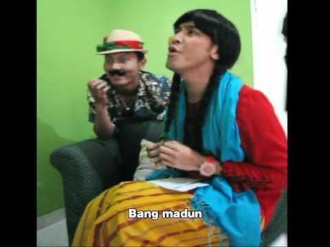 ABANG MADUN - DUO ASYIK MASYUK (OJI+DEDI)