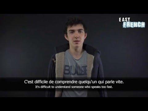 Tiếng Pháp bài 11