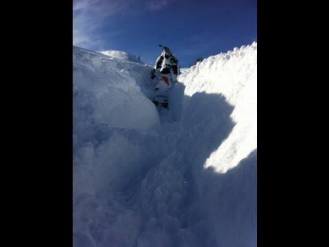2013 Pro RMK Deep Snow!!! 1080P HD GoPro