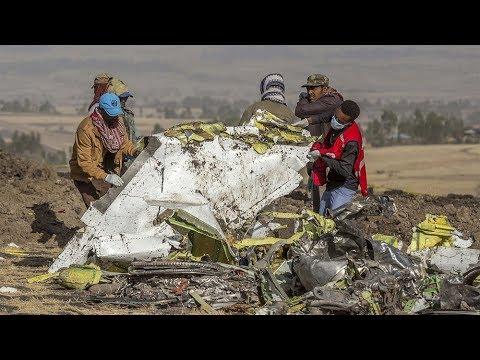 В чем причины крушения Boeing 737 MAX в Эфиопии? Фрагмент Ньюзтока RTVI