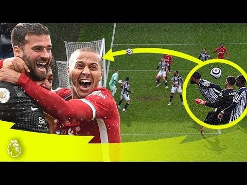 Goalkeepers SCORING goals | Premier League | Alisson, Schmeichel, Howard & more!
