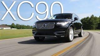 2016 Volvo XC90 Quick Drive | Consumer Reports