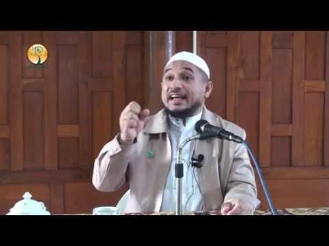 เปลี่ยนแปลงชีวิตด้วยอิสลาม โดย เชครีฎอ อะหมัด สมะดี 3.1.58