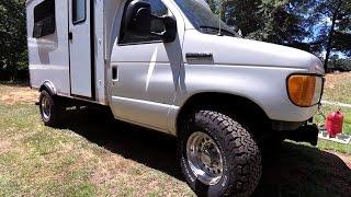 box truck camper cheap lift kit for ford econoline e150 e250 e350 32
