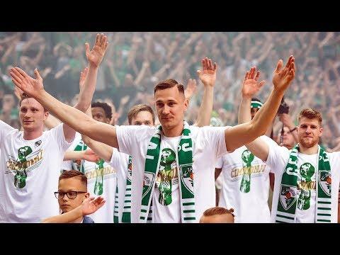 """Visi Kauno """"Žalgirio"""" fanai, Jūs – mūsų super galia!"""