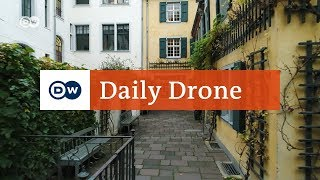 #DailyDrone: Beethoven House in Bonn | DW English