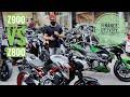 Gambar cover Kawasaki Z900 vs Z800 | Limited Edition | Saraswati Motors | Jasneet Singh | Karol Bagh Bike Market