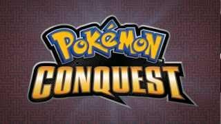 Pokémon Conquest - TV Commercial