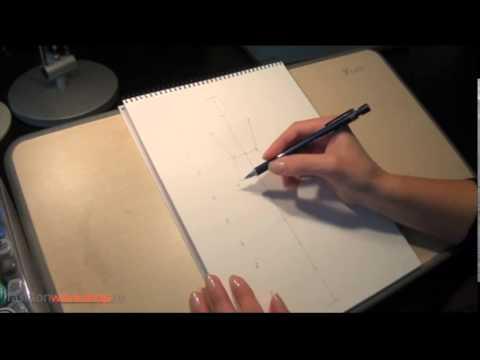 Как нарисовать одежду карандашом поэтапно