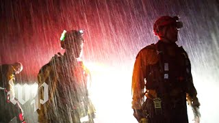 The Rescuers: Finding people in the wake of Florence