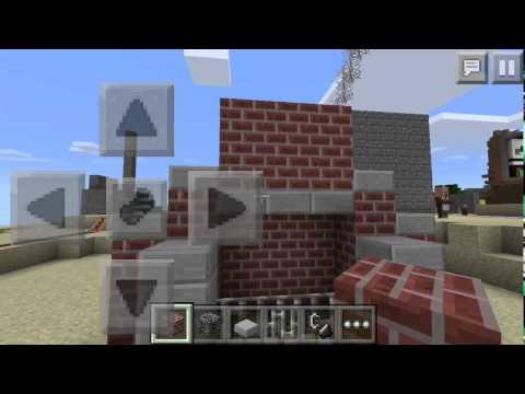 Comment Faire Une Cheminée Dans Minecraft Pe