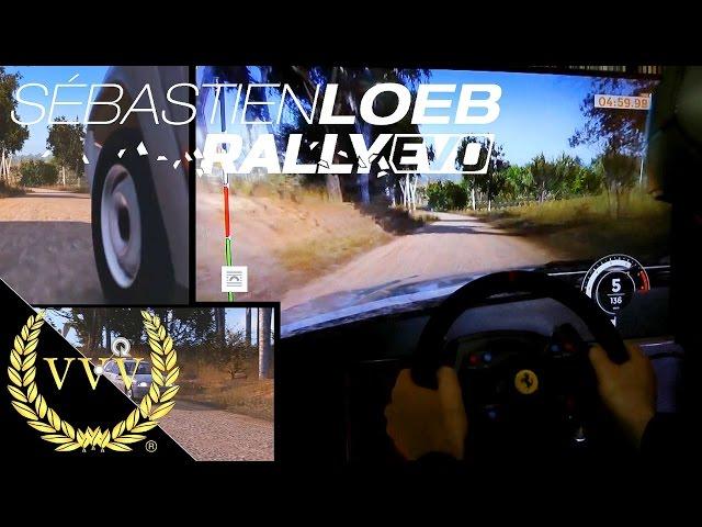 Sebastien Loeb Rally Evo - Australia Stage 3