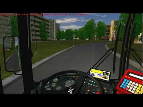 Omsi Bus Simulator Route 13 Harristown