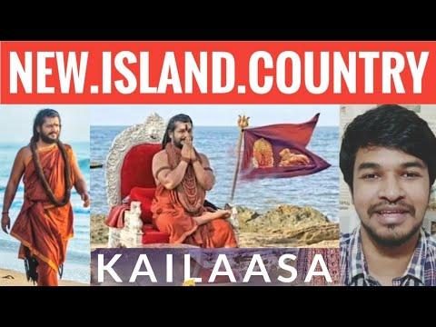 Nithyananda&39;s New Island Country Kailaasa  Tamil