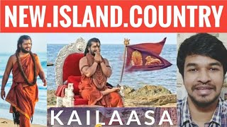 Nithyananda's New Island Country Kailaasa | Tamil Video