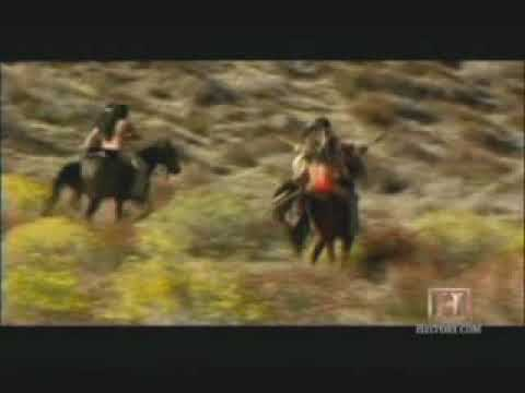 Comanche Warrior - documentary excerpt, part 1