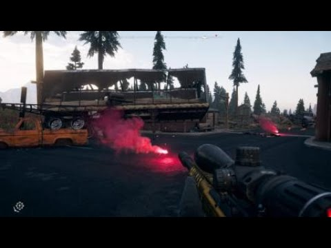 Far Cry® 5 Insurance won't cover that