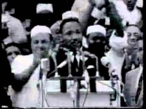 """martin luther king, jr.,  """"i have a dream"""" speech"""
