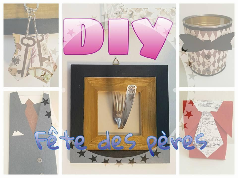 diy 2 f te des p res id e cadeaux youtube. Black Bedroom Furniture Sets. Home Design Ideas