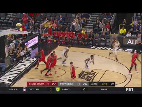 Nate Watson Highlights vs. Stony Brook 12/17/17