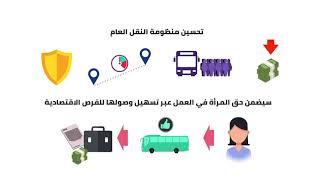 Introducing the National Framework for Gender Sensitive Public Transport in Jordan