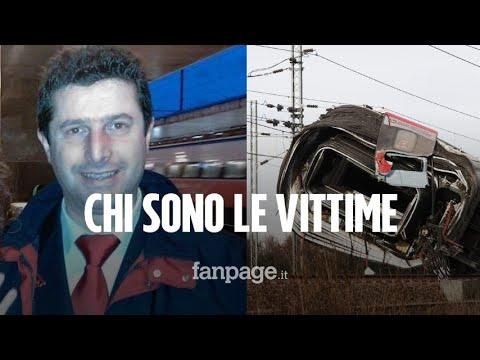 Treno Frecciarossa deragliato a Lodi: morti i macchinisti Giuseppe Cicciù e Mario Di Cuonzo