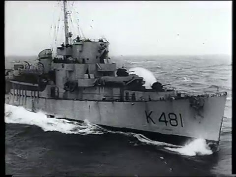 Decisive Weapons S02E04 - U-Boat Killer: The Anti-Submarine Warship