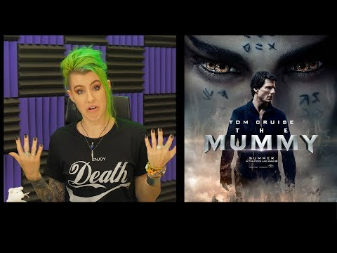 The Mummy, Dark Universe, and Tom Cruise blame? ►Movie Blog