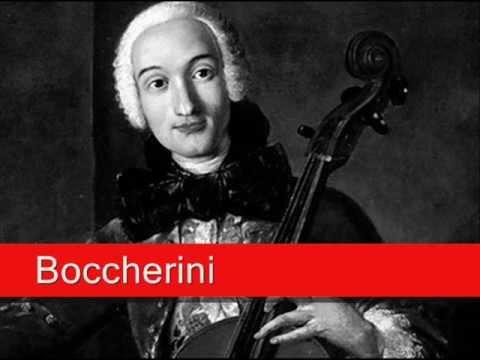 Boccherini: String Quintet in E major, Op. 11-5, G275, 'Minuet'