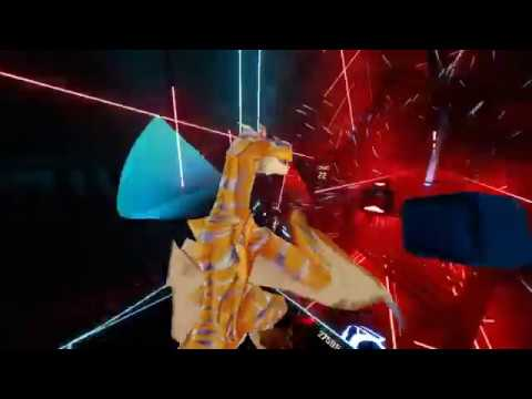 Using VRChat avatar in Modded Beat Saber (Oculus store