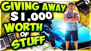 $1,000 GIVEAWAY! | Started A YouTube Engagement Group!