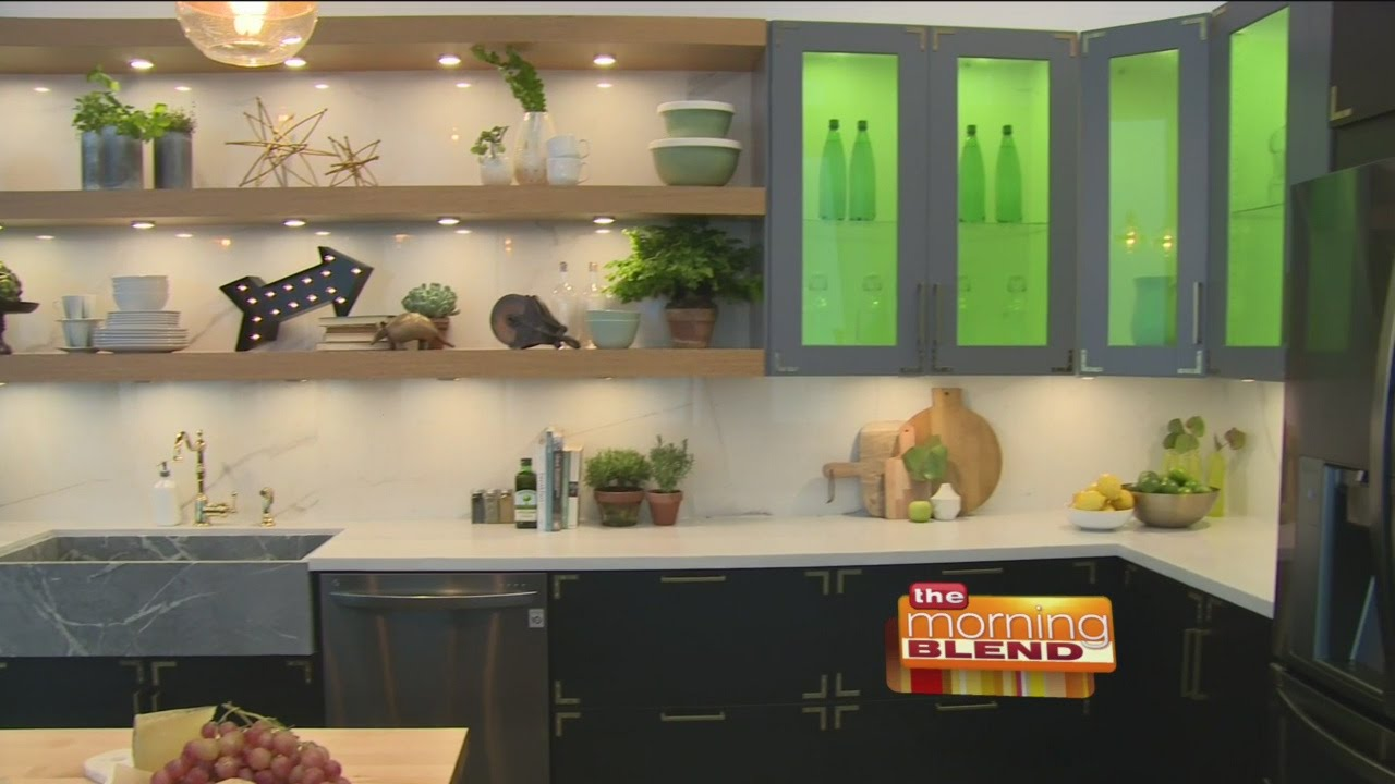 The Latest Trends in Kitchen Design - YouTube