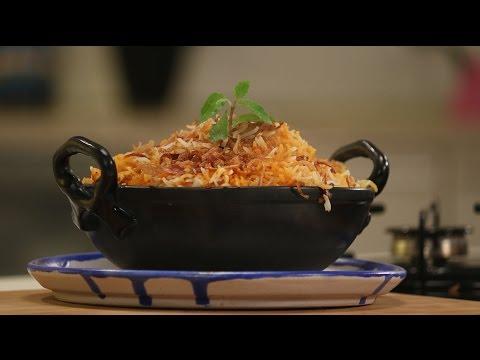 Vegetable Biryani | 5 Best Biryanis With Chef Anupa | Sanjeev Kapoor Khazana