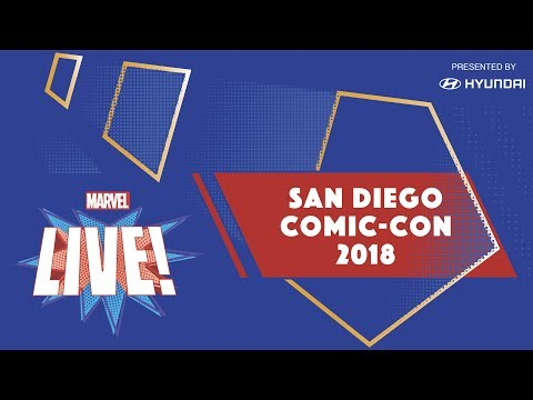 Marvel LIVE! at San Diego Comic-Con 2018 - Day 1