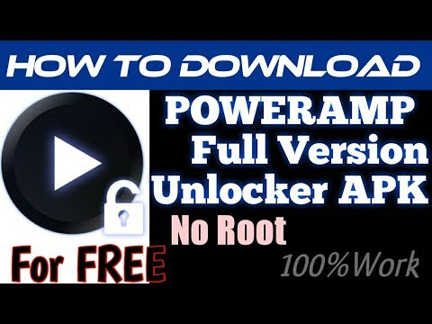 poweramp music player full apk free download