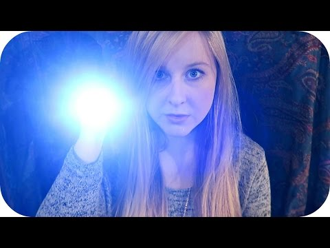 {ASMR} Mesmerising Finger Wiggle Test & Follow The Light