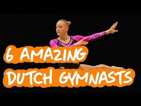 Gymnastics - 6 Amazing Dutch Gymnasts