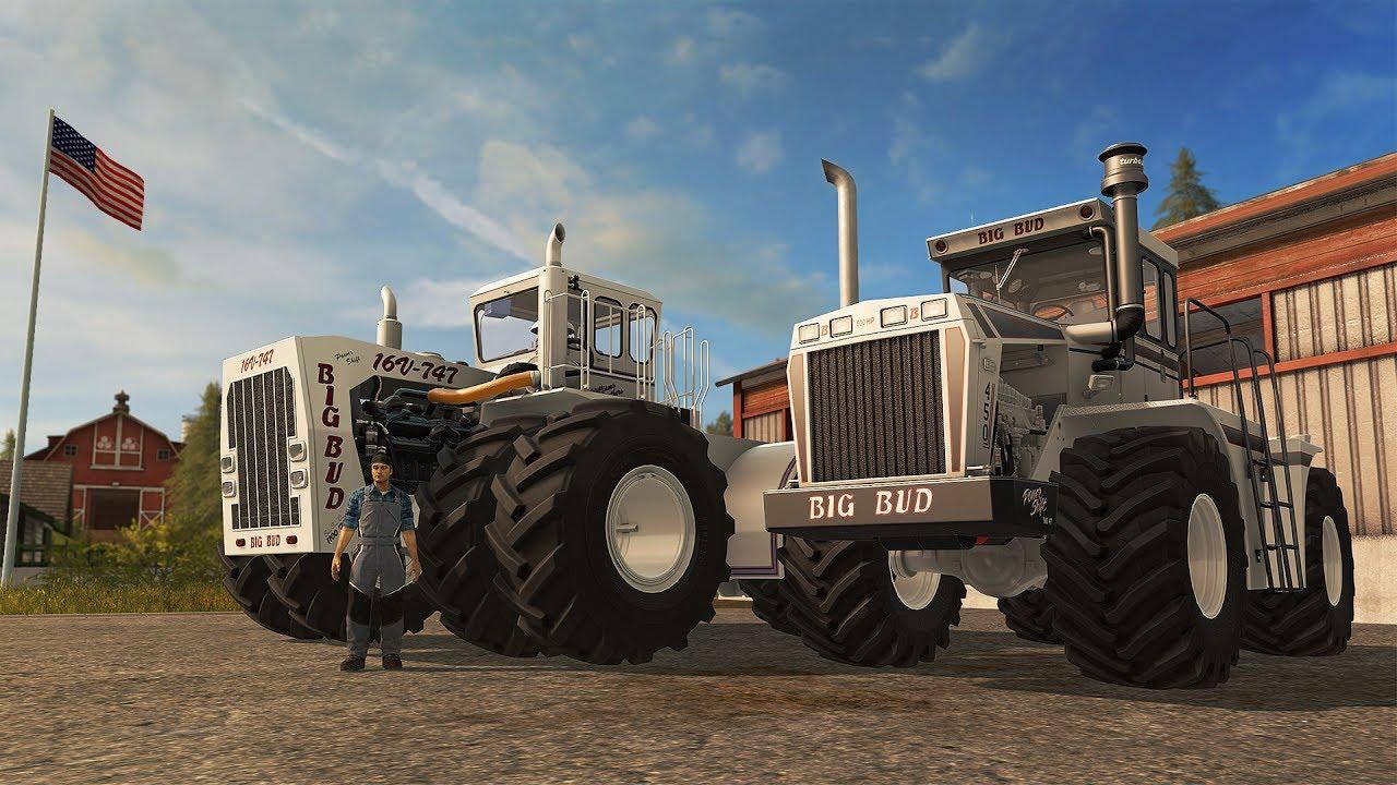 Farming simulator 17 - big bud pack download mediafire