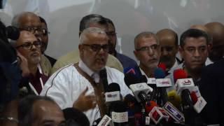 بالفيديو.. ابن كيران: الشعب المغربي قال كلمته