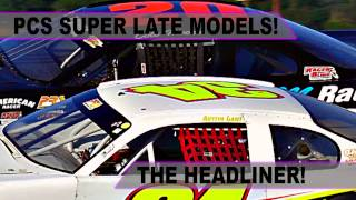 The PCS Super Late Models are ROLLING into Madera like Thunder!